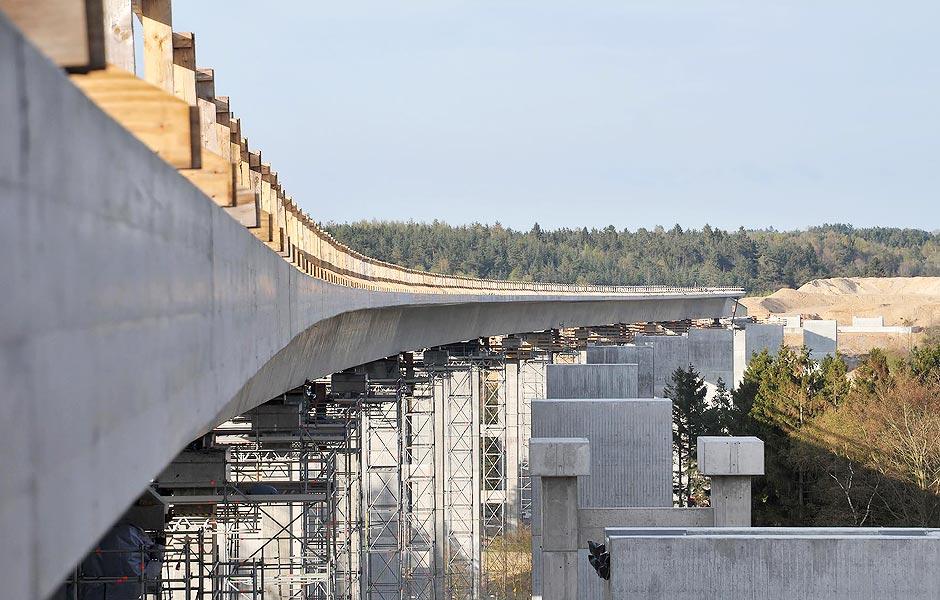 Funderdal bro i IBF beton
