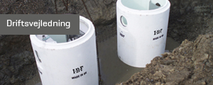 Driftvejledning Fedtudskillere