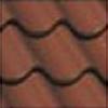 Dobbels tagsten i rød farve
