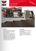 Ecoprec brochure