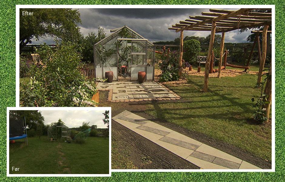 før og efter billede terrasse