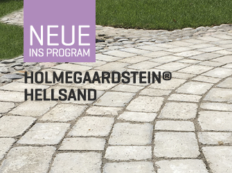 Neue holmegaardstein hellsand