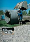 Gode miljø data ved afløb i beton