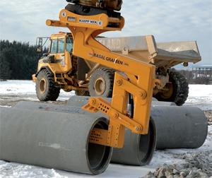 Pipelifter til betonrør