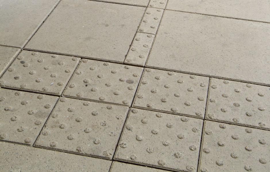 Tactile Tiles Ibf