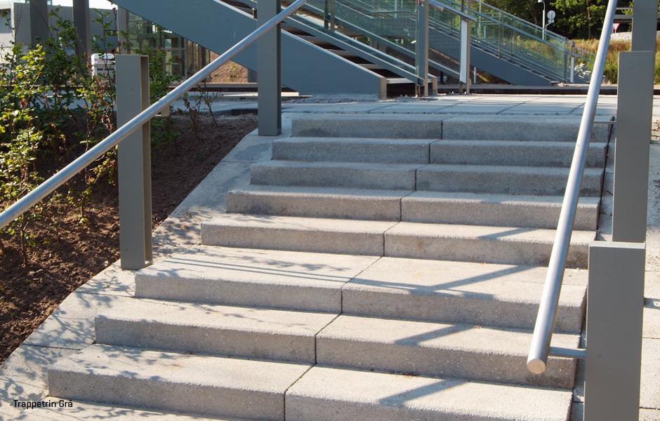Godt Trappetrin i beton. Stort udvalg | IBF SM57