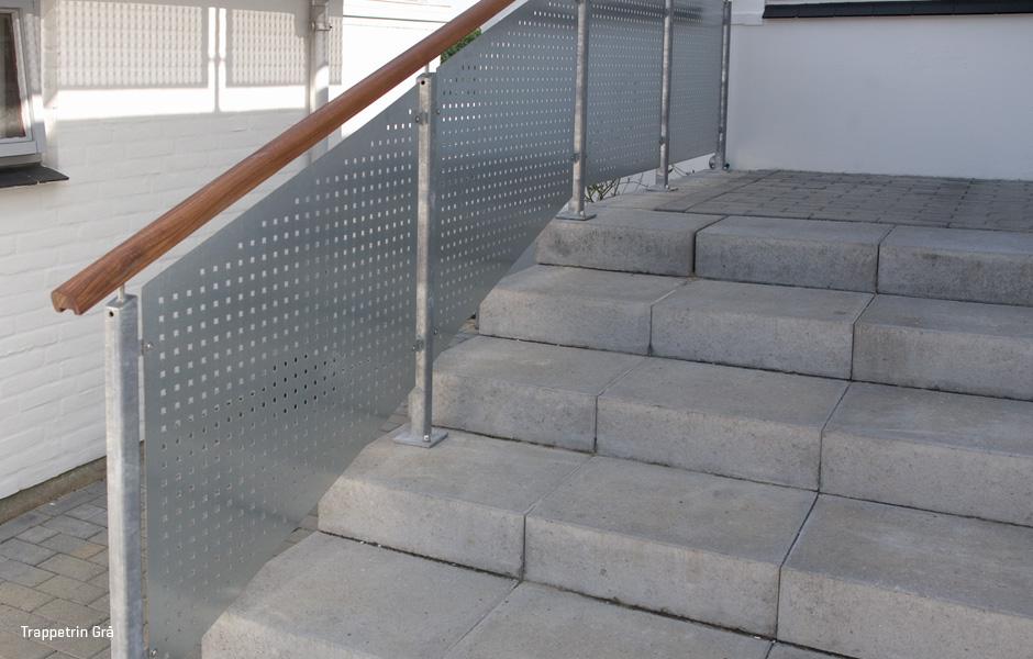 Mega Trappetrin i beton. Stort udvalg | IBF NA16