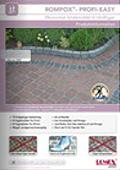Rompox easy brochure
