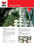 Runde fliser brochure