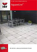 Squareline fliser brochure