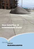 Store-betonfliser