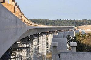 Beton til funderdal broen