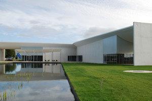 Betonløsning til heart kunst museum