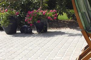 Classico belægning i haven