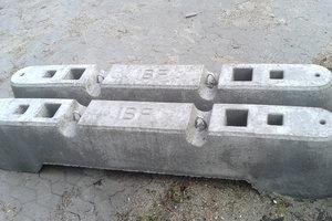 betonafspærring