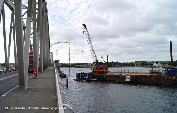 Skibsstødsikring Aggersund