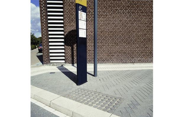 Fortovskantsten i beton