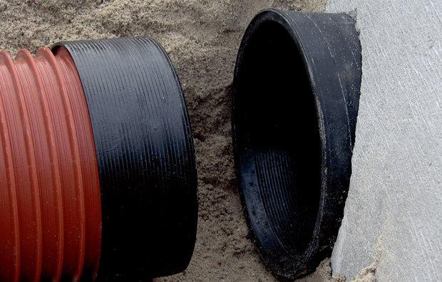 Multiseal samling til betonrør