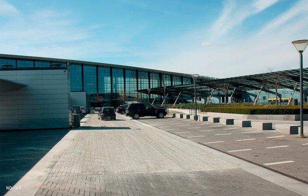 NOXoff belægning ved lufthavn