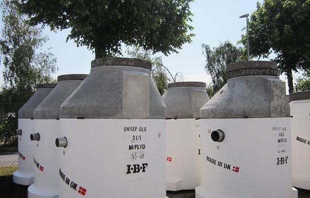 UNISEP Lameludskiller 25/50-600 l/s