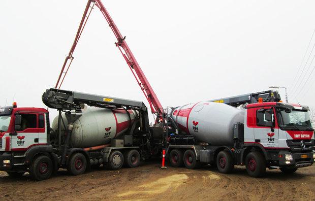 IBF betonpumper