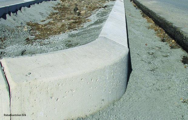 Shoulder Verge Curbs Ibf