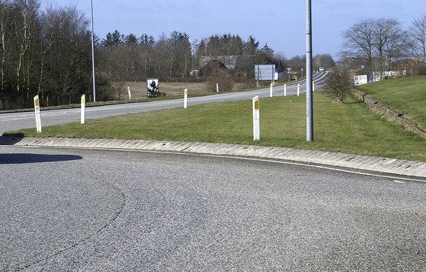 Kreisverkehrsteine