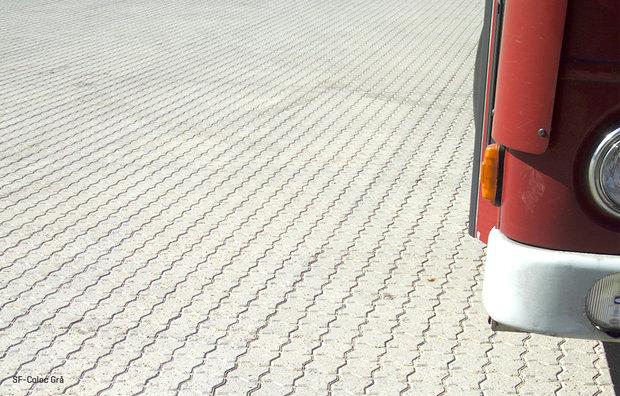 Coloc fliser i grå