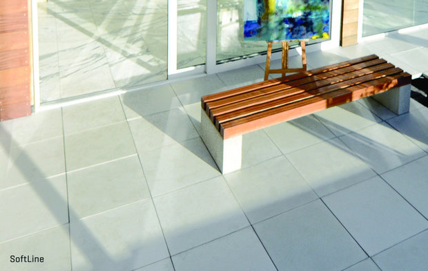 SoftLine fliser terrasse