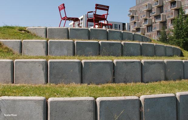 Amfiteater fliser