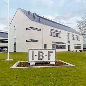 IBF hovedkvarter i Ikast