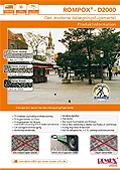 Brochure med rompox 2000