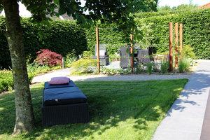 Jan og Dortes nye have